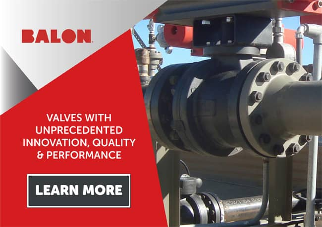 Valves with unprecedented innovation, quality & performance