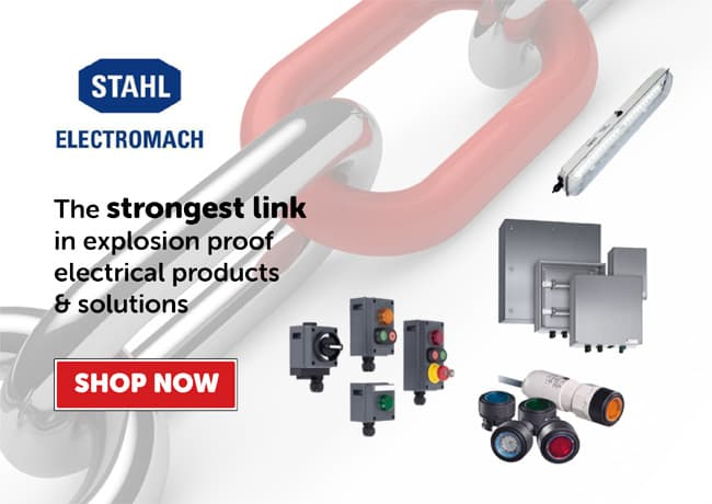 The strongest link in explosion proof electrical products & solutions